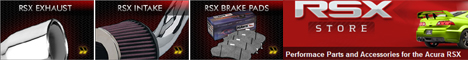 RSX Parts