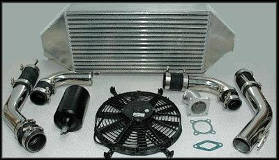Buschur Racing 1G FMIC Kit - 1G DSM 90-94 - Intercooler