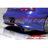 AIT Racing Combat Style Rear Bumper - 1G DSM 92-94 Eclipse / Talon