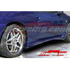 AIT Racing Combat Style Side Skirts - 1G DSM 92-94 Eclipse / Talon
