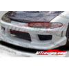 AIT Racing Drift Style Front Bumper - 1G DSM 92-94 Eclipse / Talon