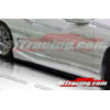 AIT Racing Drift Style Side Skirts - 1G DSM 92-94 Eclipse / Talon