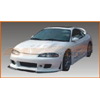 Bay Speed Aero Bd2 Style Front Bumper - Eclipse 95-96