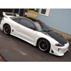 Bay Speed Aero Blitz Style Side Skirts - Eclipse 95-99