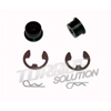 Torque Solution Shifter Cable Bushings - Galant VR-4