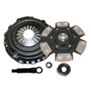 Competition Clutch Stage 4 - 6 Pad Ceramic Clutch Kit - DSM