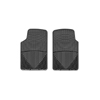 WeatherTech Black Front All-Weather Floor Mats - 1G & 2G DSM