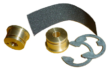 DSM Ultra Stiff Shifter Under- Hood Bushings Kit -(2pc )