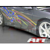 AIT Racing Combat Style Side Skirts - 2G DSM