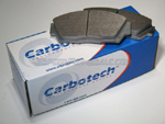 Carbotech XP10 Rear Brake Pads- Galant 91-93, 1G DSM Eclipse