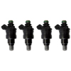 DeatschWerks 800cc Low Impedance Top Feed Fuel Injectors - DSM 95-99