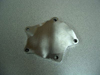 Buschur Racing Water Pump Block-Off Plate