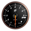 STRI DSD Black Tach 52mm Discontinued